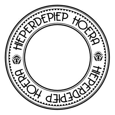 Circle Digital Stamps