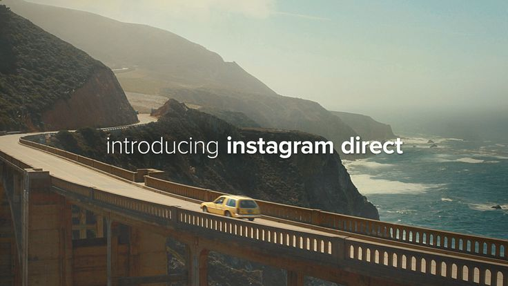 Introducing Instagram Direct. Introducing Instagram Direct: a new way to share photo and video messages with friends.  For more information,...