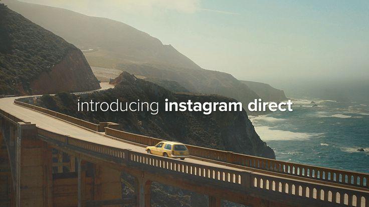 Con la nueva versión 5.0 puedes enviar vídeos y fotos por mensajes directos a tus amigos con Instagram. Sólo necesitas actualizar tu aplicación a esta nueva versión.