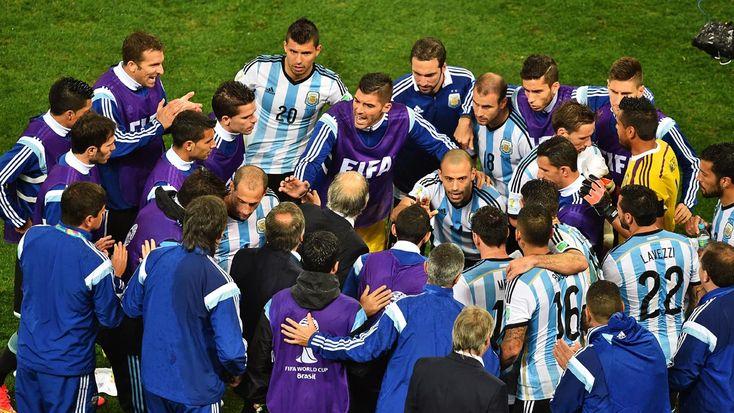 Argentinos Mundiales!!
