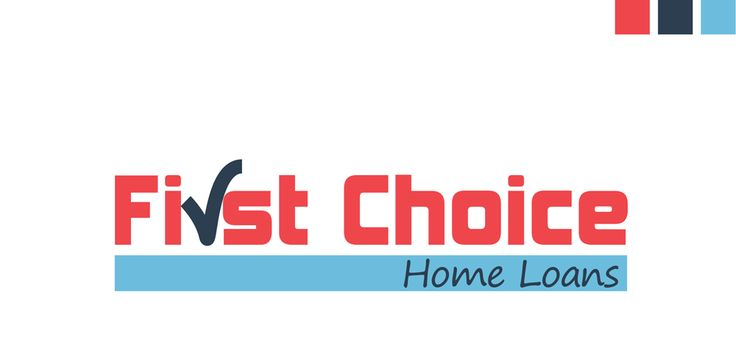 Logo Design Concept for a Home Loan Company