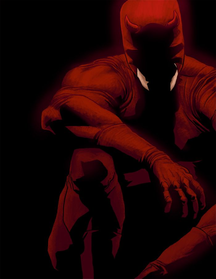 D - is for Daredevil by Kris Anka