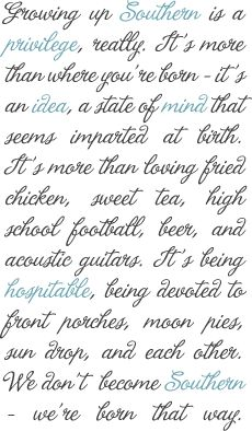 Southern living #quotes