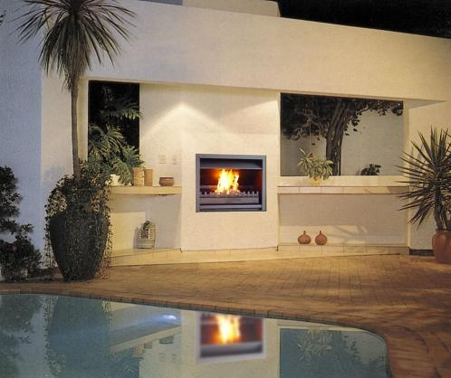 How amazing is this outdoor fireplace by Jetmaster Fireplaces. Check out more of their great work here: www.hipages.com.au/jetmaster_fireplaces