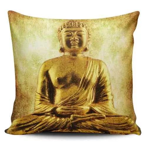 Cojin Decorativo Tayrona Store Buda 12 - $ 43.900