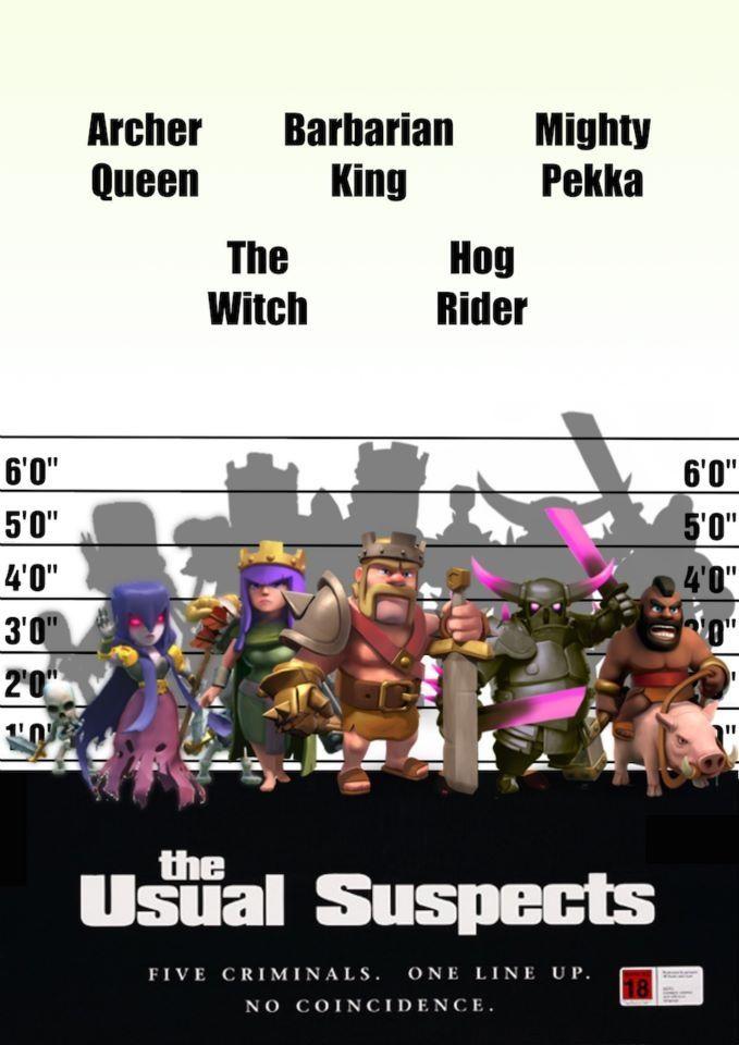 Clash Of Clans http://www.jetsetterjess.com/three-golden-rules/