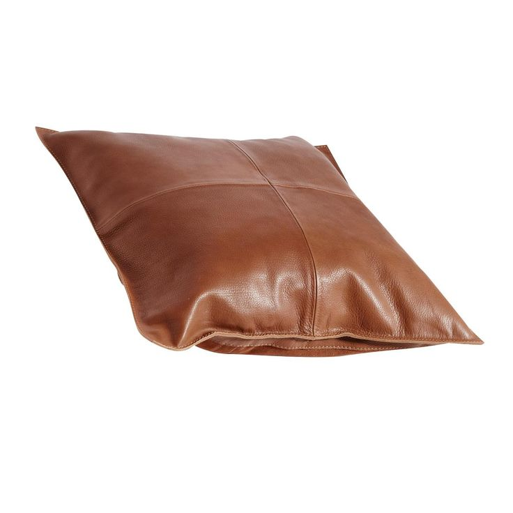Pillow Mocca Dark Brown incl.