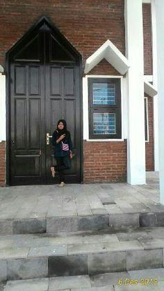 Klaten di Jawa Tengah