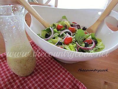 Copy Cat, Salad Dressings, Olive Gardens Recipe, Olive Gardens Salad ...