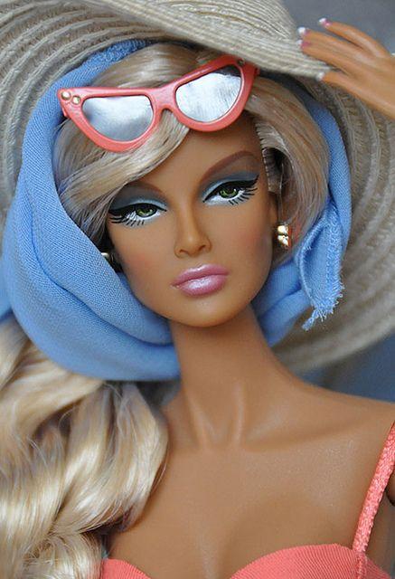 California Dreaming Suntan Parker Posey Doll.