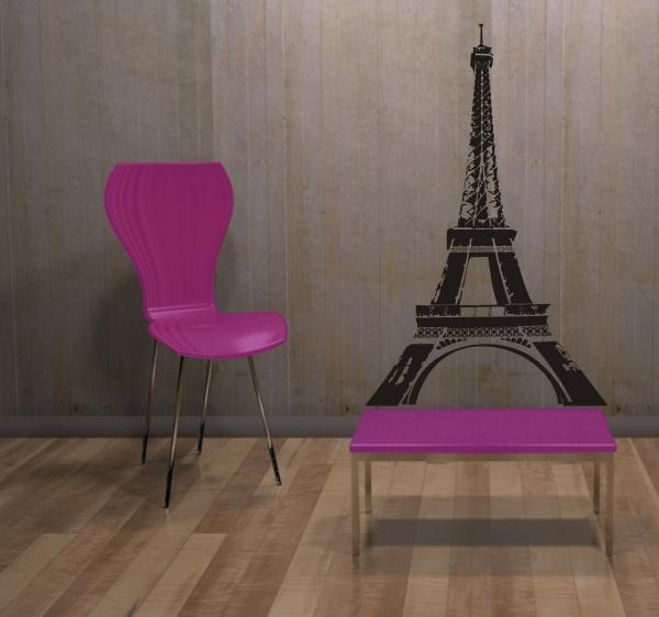 Cool Paris Themed Room Ideas And Items | DigsDigs