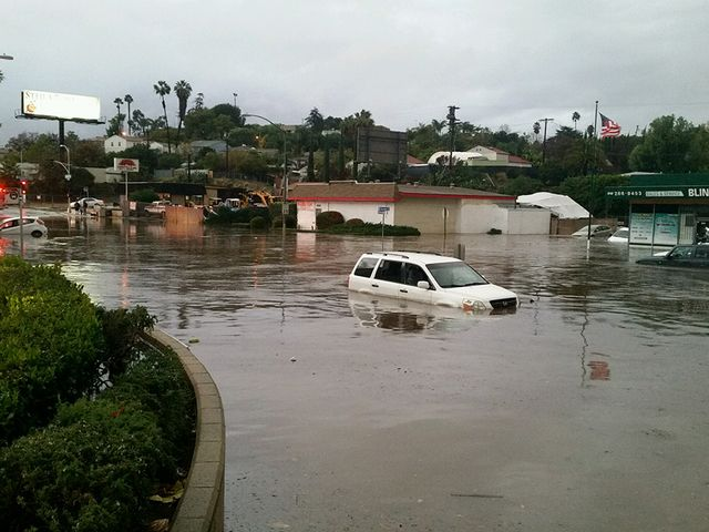 Flooding reported around San Diego County - 10News.com KGTV ABC10 ...