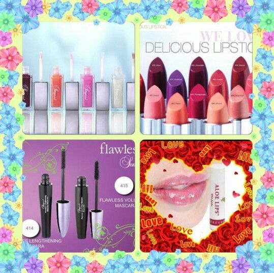 Flawless by Sonya, great gifts for Mother's Day! Find me on facebook - Aloe Aroha. #AloeAroha #flawless #aloe #lips