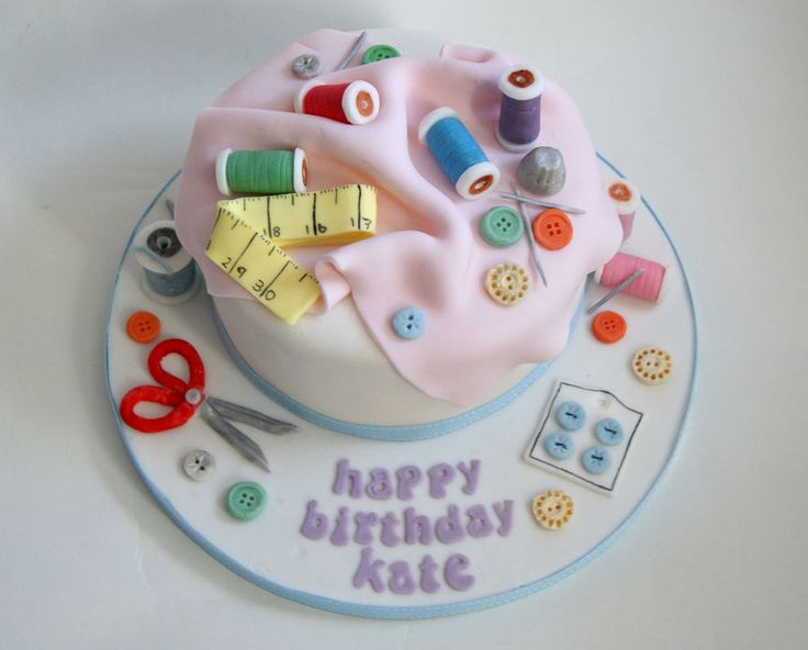 Sewing Birthday Cake 28 Images 17 Best Ideas About Sewing Cake
