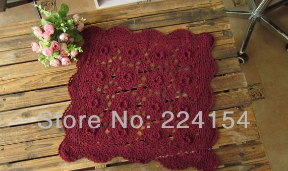 Aliexpress.com : Buy 50x50 cm square cotton cover handmade cabinet cover Free Shipping!!! from Reliable cotton cover suppliers on Handmade Shop $12.80