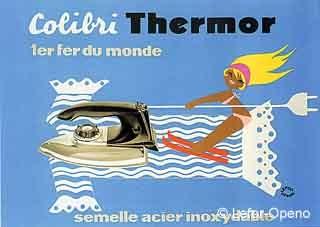 Lefor-Openo / 1962 colibri thermor
