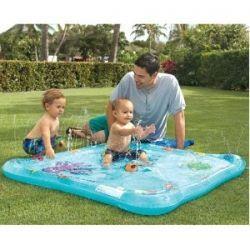 Baby Water Sprinkler Mat Security Sistems