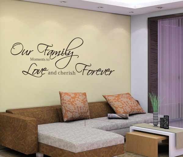 Best Quotes Images On Pinterest - Custom vinyl wall decals sayings for living room