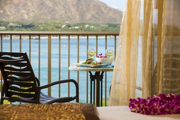 Hawaii-Oahu Outrigger Reef Waikiki Beach Resort