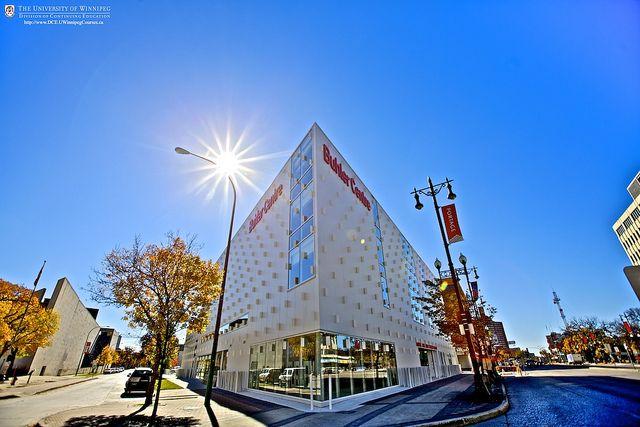 Buhler Centre: University Of Winnipeg http://www.flickr.com/photos/university_of_winnipeg_dce/sets/72157623612289416/detail/