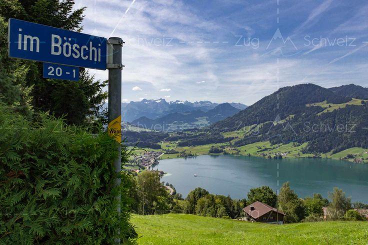 #Böschi in #Oberägeri ZG im Kanton #Zug in der Schweiz (Switzerland)