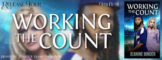 Here is what I read blog: WORKING THE COUNT by Jeanine Binder