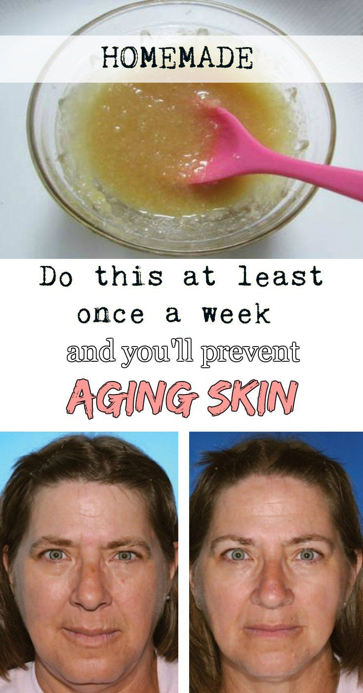 Do this at least once a week and you'll prevent aging skin! - RealBeautyTips.net