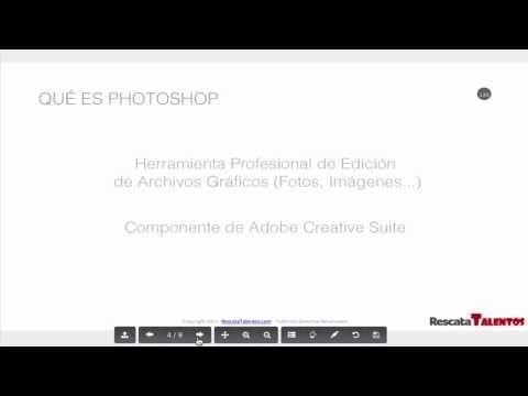 #MasterEmprendedores 135: Tutorial Photoshop  ✔ Tutorial Photoshop  Preview de los primeros minutos del Módulo 3.5 (Bonus) del Curso 1 de MasterEmprendedores.com Este Módulo trata cómo crear los elementos gráficos de tu web con esteTutorial Photoshop  Objetivos de este Módulo: – Conocer qué es Photoshop y por qué es recomendable utilizarlo. – Valorar alternativas: GIMP – Comprender el potencial de Photoshop – Aprender a utiliza