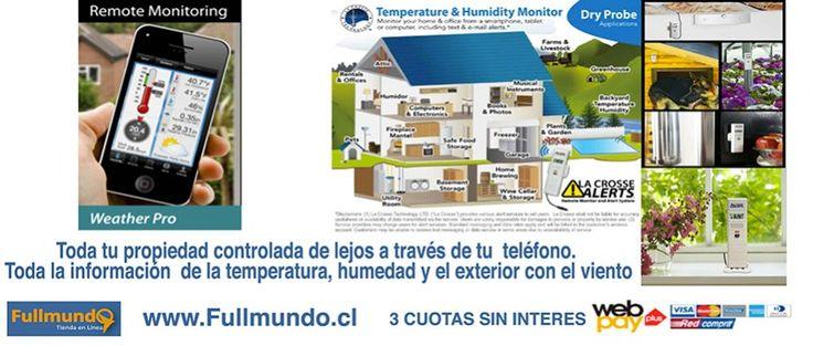 Infórmese y regule la temperatura de su hogar