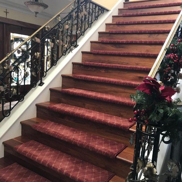 True Bullnose™ Padded Stair Treads & Custom by