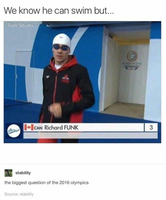 Canada Olympics clean funny