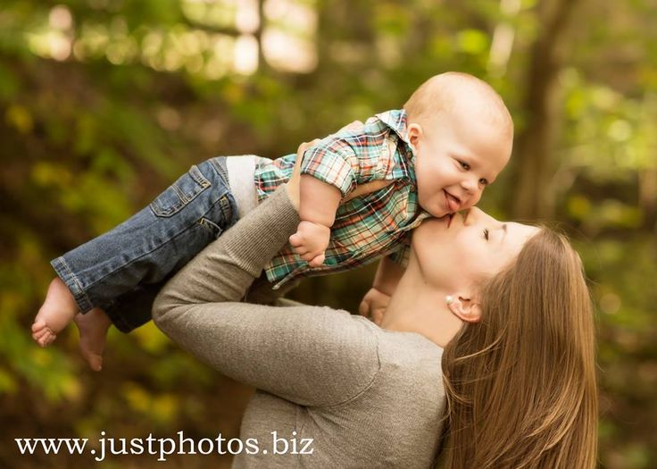 """We don't all have the """"mom gene"""" and feel extremely comfortable with every baby and kid we meet. I definitely don't, so before Nolan was born I did feel a little nervous abo…"""