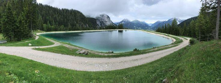 Lermoos & Ehrwald in the Austrian Tirol ~