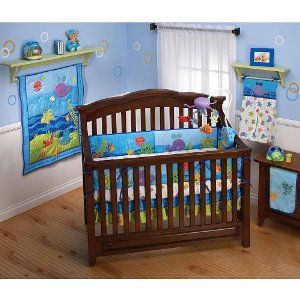 1000 images about nursery decor on pinterest baby girl for Fishing nursery bedding