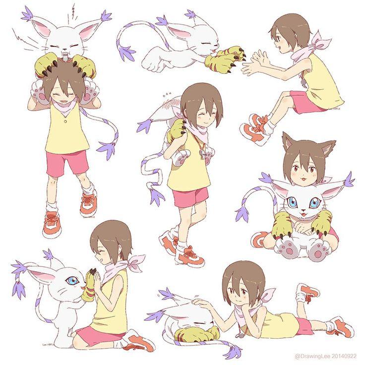58 best digimon images on Pinterest   Digimon adventure, Cartoons ...