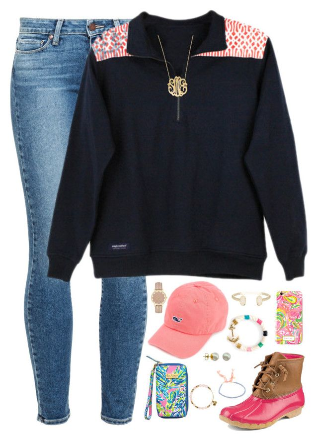 """""""vote for Pedro and make all of your wildest dreams come true"""" by kaley-ii ❤ liked on Polyvore featuring Paige Denim, Sperry Top-Sider, Kendra Scott, Moon and Lola, Shashi, Lilly Pulitzer, Majorica, Kate Spade and Alex and Ani"""