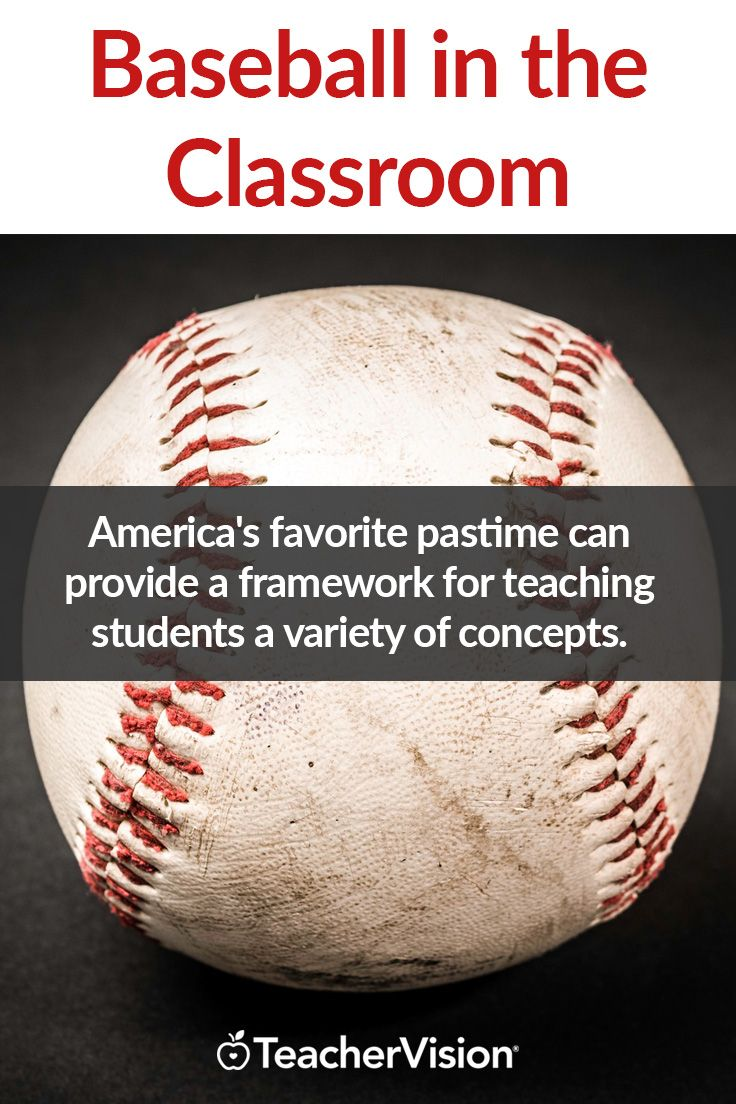 America's favorite pastime can provide a framework for teaching students a variety of concepts. Whether your class is studying history, social studies, math, or literature, we have baseball-related resources to engage them. You'll find lesson plans about baseball, biographies of famous baseball players, and sports printables, activities, worksheets, and more. Grades K-12