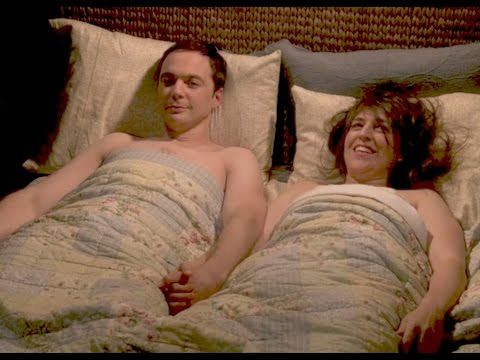 Amy and sheldon have sex