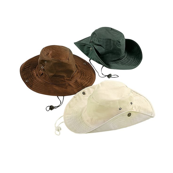 Outback Hats - OrientalTrading.com