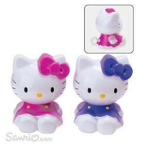Hello Kitty Salt & Pepper Shakers
