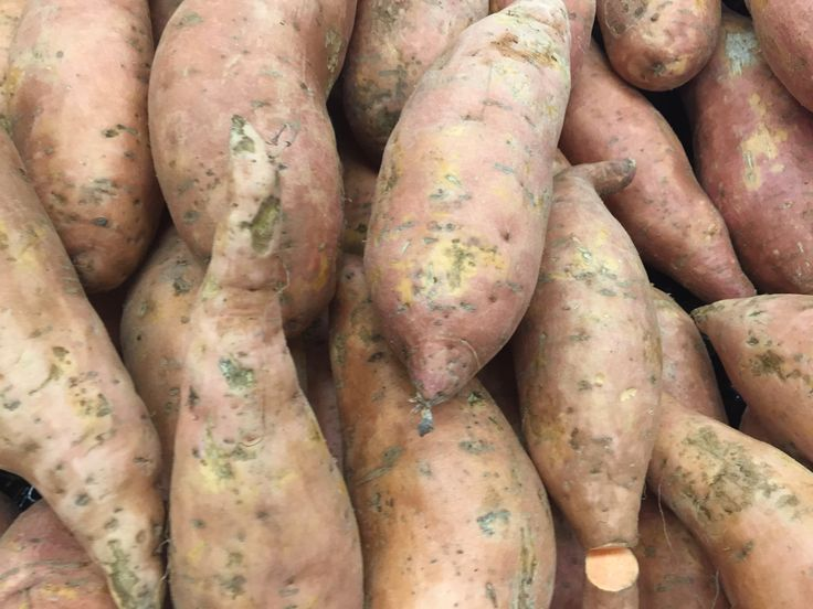 Kumera /sweet potatoes