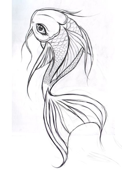 """Sarah Kate illustration - """"Tattoo sketch i did for a friend a looooong time ago. Just found it now. Very girly. teehee    Looking at this again and seeing that its gotten so much attention i think im going to have to finish it and colour it the way it was intended to be."""""""