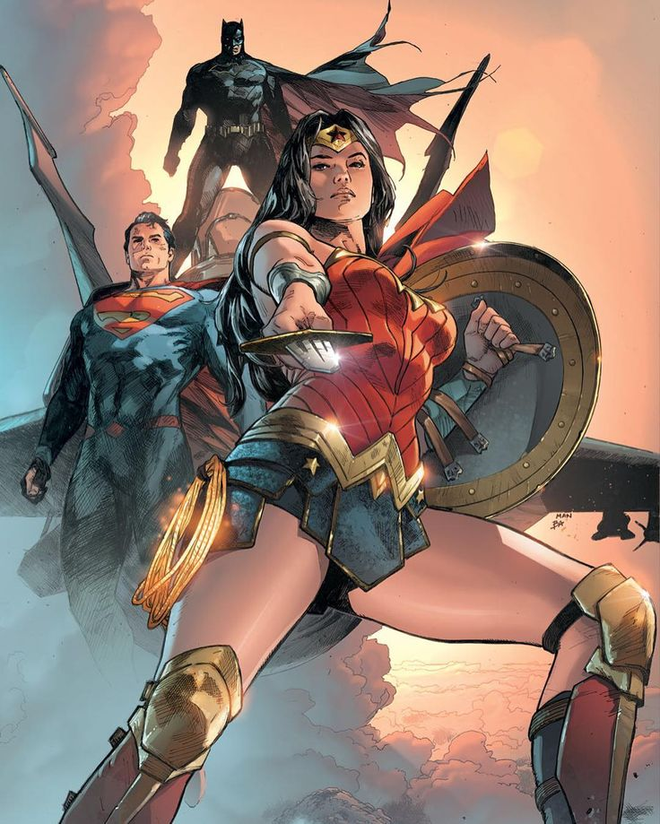 Clay Mann dropping this Savage Cover to Trinity issue 3 of Diana and what looks…