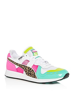 reputable site b248a 281b2 PUMA MEN S RS-100 PARTY LOW-TOP SNEAKERS.  puma  shoes   Puma   Pinterest    Puma mens, Pumas shoes and Sneakers
