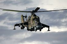 Mil Mi-24 - Wikipedia, the free encyclopedia