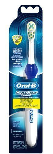 Oral-B Pro-Health Anti-Microbial Power Toothbrush