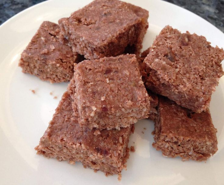 Recipe Paleo Raw Coconut Rough by castromicos - Recipe of category Desserts & sweets