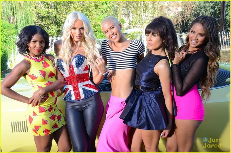 G.R.L.: 'Vacation' Music Video - Watch Now! | grl vacation video ...
