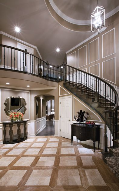 Foyer Stairs Qld : Best ideas about toll brothers on pinterest luxury