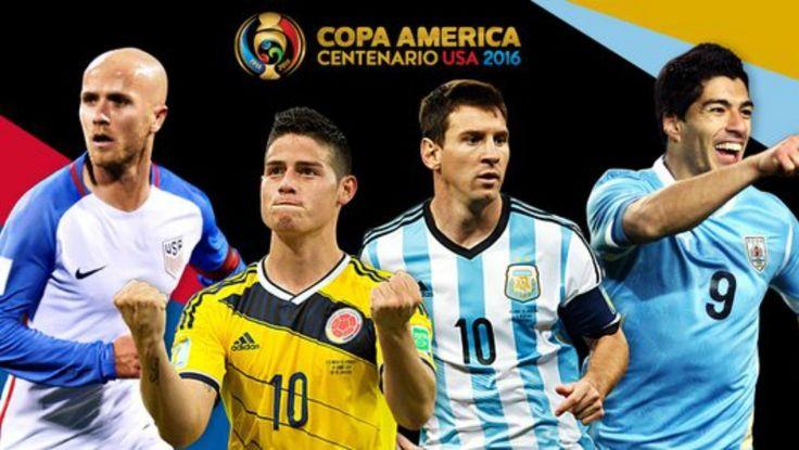 Jadwal Kompas TV Copa America 2016 Siaran Langsung